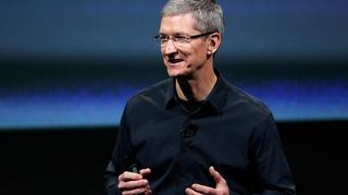 アップル最高責任者 ティム・クック CEOの画像